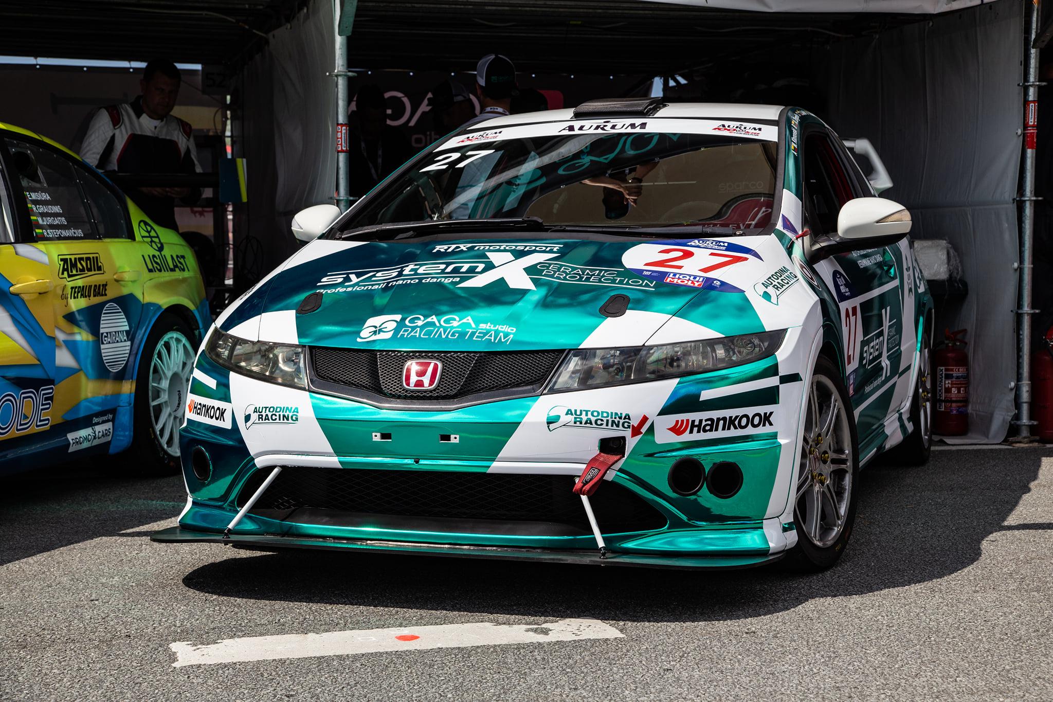 gaga studio racing team aurum 1006